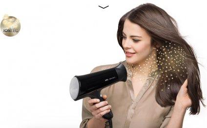 Наполни волосы ионами для