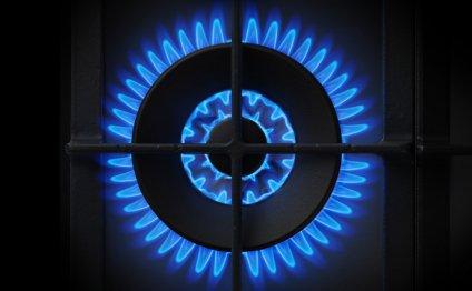 Конфорки и управление газовой