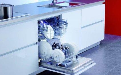Как выбрать посудомоечную