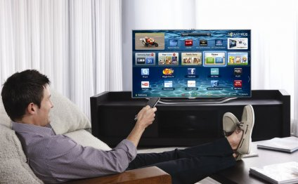 Умные телевизоры Smart TV
